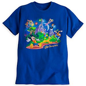 Mickey Mouse and Friends Storybook Tee for Boys - Walt Disney World