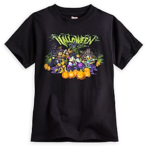 Mickey Mouse and Friends Halloween Tee for Boys