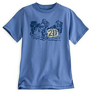 Hipster Mickey Mouse Tee for Kids - Walt Disney World