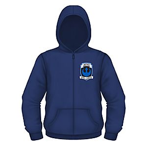 Alliance Zip Fleece for Kids - Star Wars: The Force Awakens