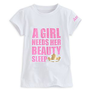 Aurora Tee for Girls by Tutu Couture