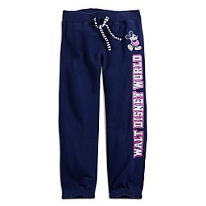 Mickey Mouse Sweatpants for Girls - Walt Disney World