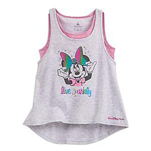 Minnie Mouse Tank Top Set for Girls - Walt Disney World
