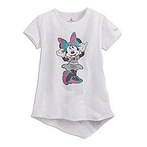 Minnie Mouse Fashion Tee for Girls - Walt Disney World