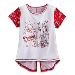 Minnie Mouse Dream Top for Girls - Walt Disney World