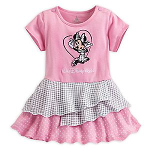 Minnie Mouse Dress Set for Girls - Walt Disney World
