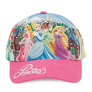Disney Princess Baseball Cap for Kids