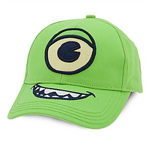 Mike Wazowski Baseball Cap for Toddlers