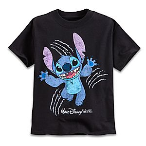 Stitch Tee for Boys - Walt Disney World