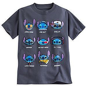 Stitch Tee for Boys