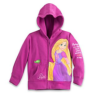 Rapunzel Hoodie for Girls - Walt Disney World
