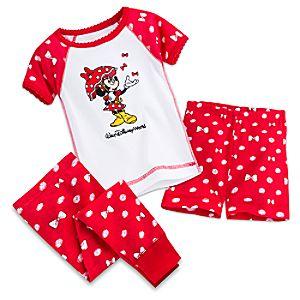 Minnie Mouse Three-Piece Pajama Set for Baby - Walt Disney World