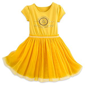 C-3PO Dress for Kids - Star Wars