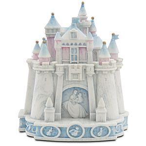 Disneyland Sleeping Beauty Castle Treasure Box