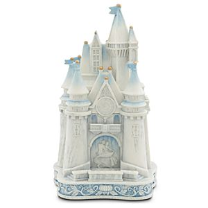 Walt Disney World Cinderella Castle Treasure Box