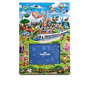 Storybook Walt Disney World Resort Photo Album -- Large