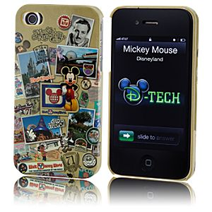 Nostalgic Walt Disney World iPhone 4 Case