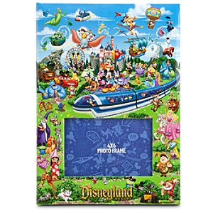 Storybook Disneyland Resort Photo Album -- Large