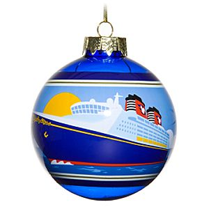 2011 Disney Cruise Line Ornament
