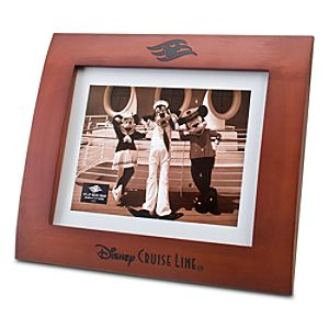 Disney Cruise Line Picture Frame -- 8 x 10