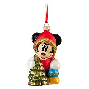 Mickey Mouse Ornament by Krebs