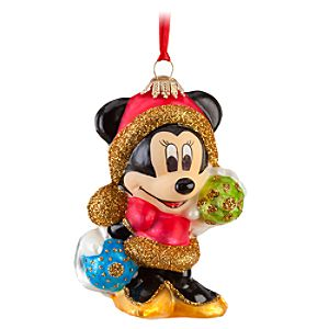 Minnie Mouse Ornament by Krebs
