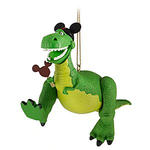 Disney Parks Toy Story Rex Ornament