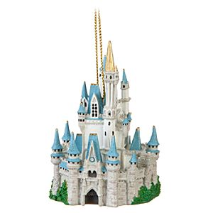 Walt Disney World Miniature Cinderella Castle Ornament