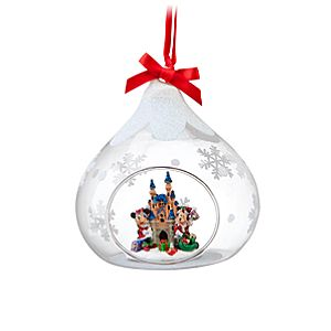 Mickey and Minnie Ornament