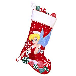 Candy Time Tinker Bell Stocking