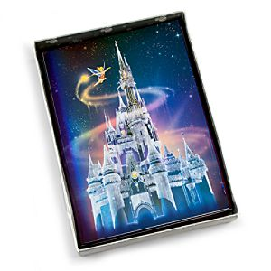 Holiday Cinderella Castle Walt Disney World Greeting Cards