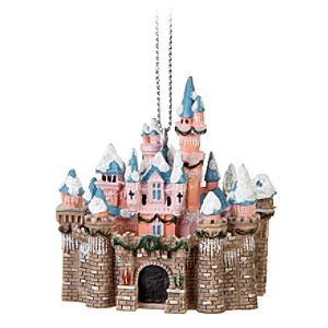 Disneyland Miniature Sleeping Beauty Castle Ornament