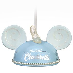 Cinderella Ear Hat Ornament