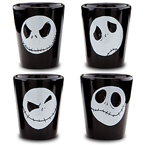 Tim Burtons The Nightmare Before Christmas Toothpick Holder Set -- 4-Pc.