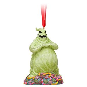 The Nightmare Before Christmas Oogie Boogie Ornament