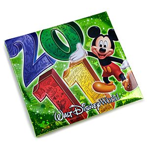 2011 Walt Disney World Mini Scrapbook Kit