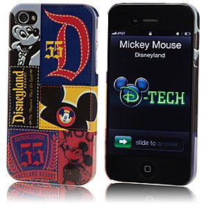 Nostalgic Disneyland iPhone 4 Case