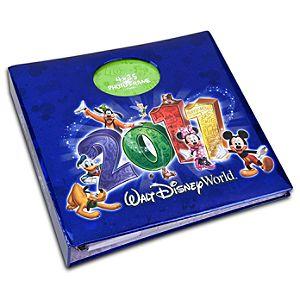 Medium 2011 Walt Disney World Photo Album