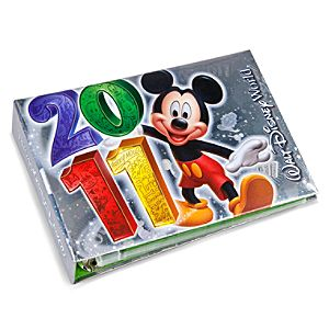 Small 2011 Walt Disney World Photo Album