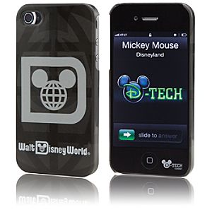 Limited Edition Classic Logo Walt Disney World iPhone 4S Case