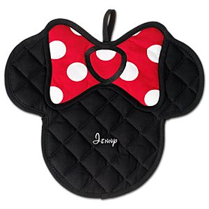 Best of Mickey Minnie Mouse Potholder