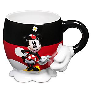 """Best of Mickey"" Minnie Mouse Coffee Mug"
