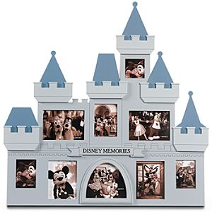 Fantasyland Castle Photo Frame