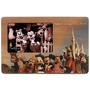 Walt Disney World Disney Character Picture Frame