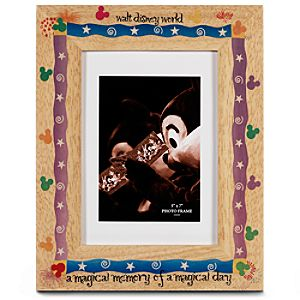 Magical Memory Walt Disney World Picture Frame