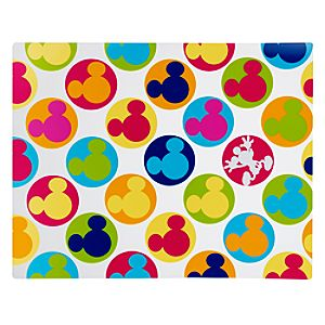 Color Fusion Mickey Mouse Placemat