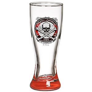 Pirates of the Caribbean Mini Glass -- 2 1/2 oz.