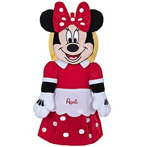 Minnie Mouse Oven Mitt - Personalizable