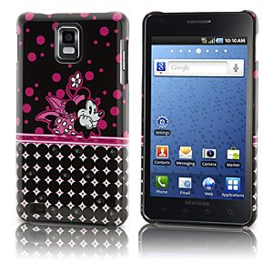 Pop Dots Minnie Mouse Samsung Infuse 4G Phone Case