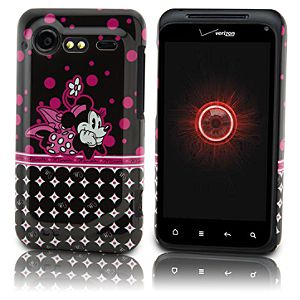 Pop Dots Minnie Mouse HTC Droid Incredible 2 Phone Case